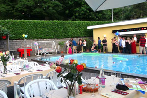 Pool Party at Hotel Vezia - Lugano
